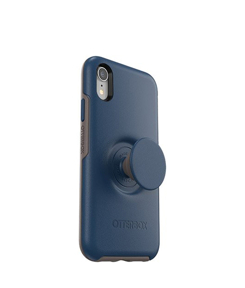 Otterbox Otter + POP Symmetry iPhone XR Go To Blue