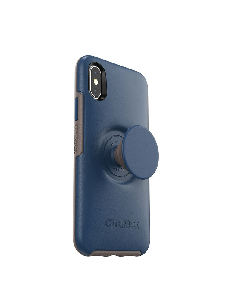 Otterbox Otter + POP Symmetry iPhone X/XS Go To Blue