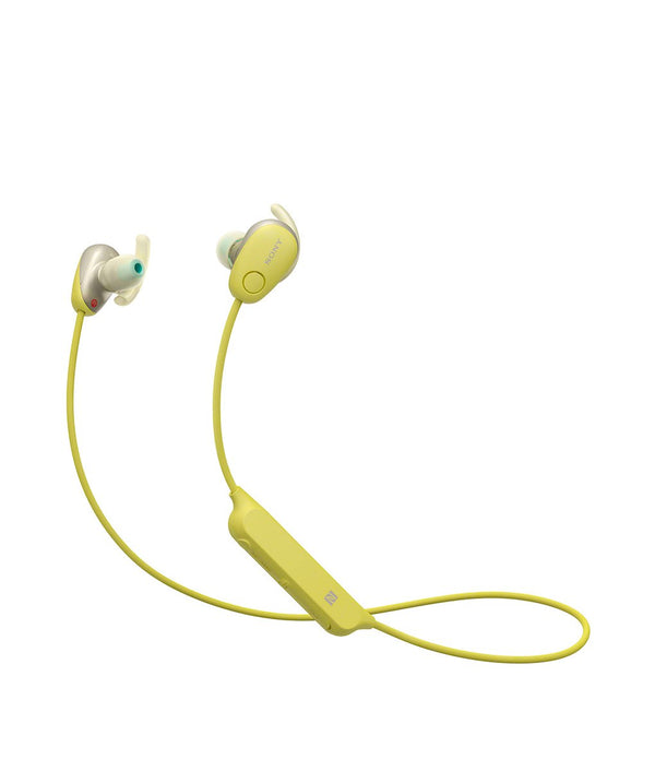 SONY WI-SP600N SPORTS NOISE CANCELING IN-EAR Yellow