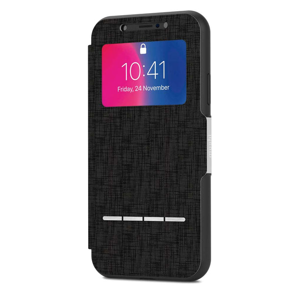 Moshi iPhone X SenseCover - Black