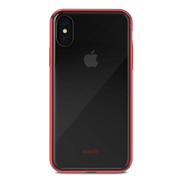 Moshi iPhone X Vitros - Red