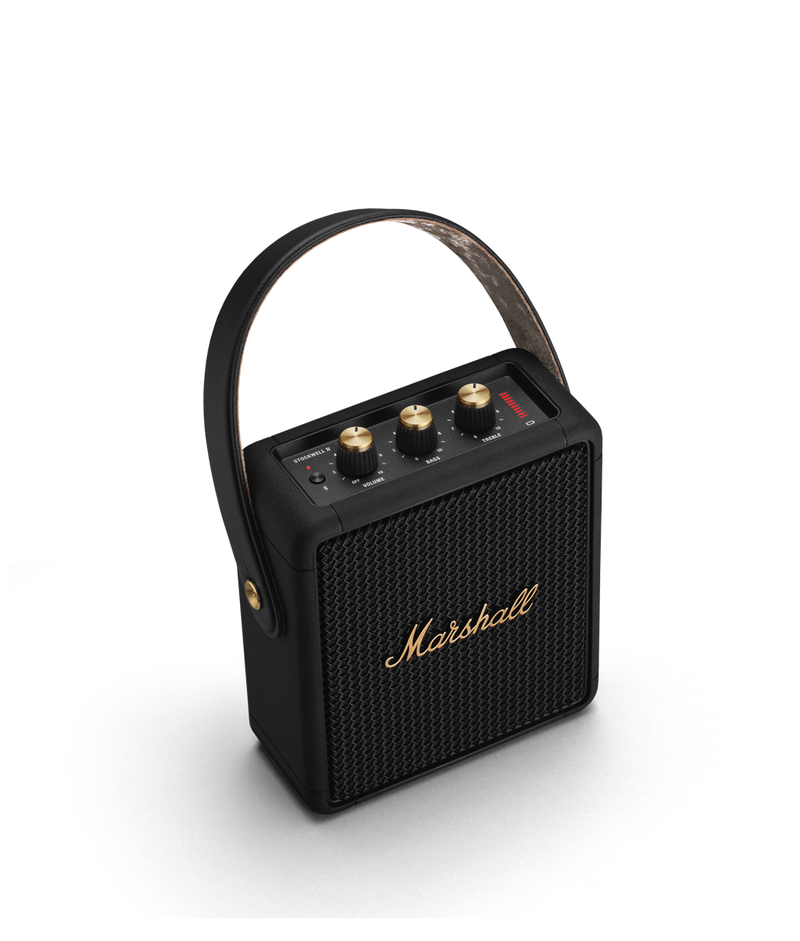 Marshall Stockwell II Black & Brass