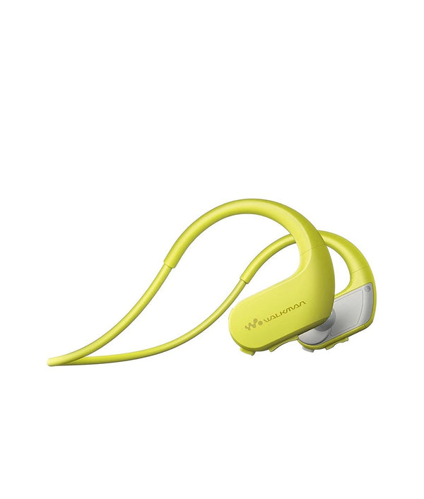 SONY NWZ-WS413 Wateproof Walkman Earphones Green