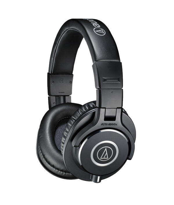 Audio Technica M40X Black - Headphone