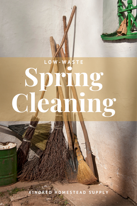 Simple and Safe Spring Cleaning