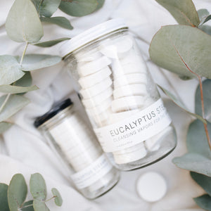 Eucalyptus Shower+ Facial Steam Tablets