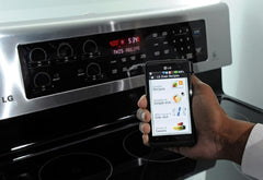 Control Your Stove from a Smartphone