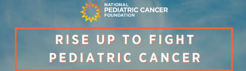 Rise Up to Fight Pediatric Cancer