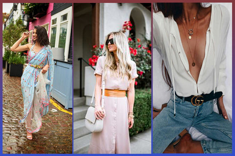 Top Fashion Tips To Look Stunning Instantly - Belt