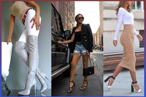 Top Fashion Tips To Look Stunning Instantly - Footwear