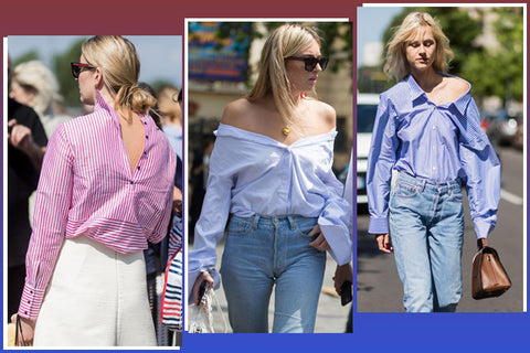Top Fashion Tips To Look Stunning Instantly -Stylish shirt