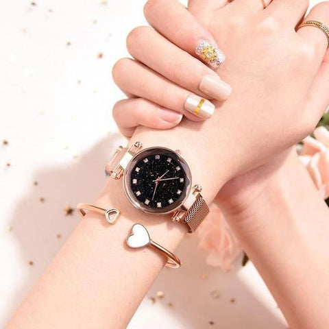 wrist watch gift idea for her