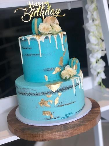 Make Your Birthday Extra Special With a Gourmet Custom Cake