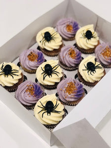 DEADLY -24 mini cupcakes