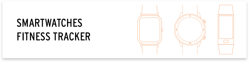 User Manuals Smartwatches + Fitness Tracker