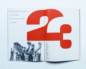 About U.S. — Experimental Typography ... That New York, No. 2 [Brownjohn, Chermayeff & Geismar]