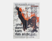 Load image into Gallery viewer, The Human Condition, Part III: A Soldier's Prayer, 1962 — Hans Hillmann [Poster]