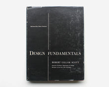 Load image into Gallery viewer, Design Fundamentals by Robert Gillam Scott [Elaine Lustig Cohen]