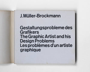 The Graphic Artist and his Design Problems