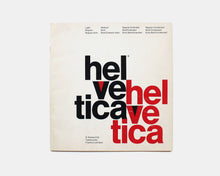 Load image into Gallery viewer, Helvetica Type Specimen [12 varieties]