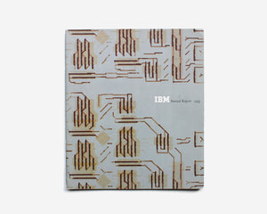 IBM Annual Reports Collection [5 Reports Designed by Paul Rand]