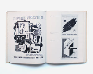Modern Art In Advertising: Designs for Container Corporation of America [Paul Rand]
