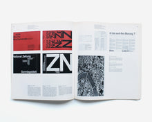 Load image into Gallery viewer, Neue Grafik / New Graphic Design / Graphisme actuel — Issue No. 6, 1960