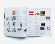 Load image into Gallery viewer, Neue Grafik / New Graphic Design / Graphisme actuel — Issue No. 8, 1960