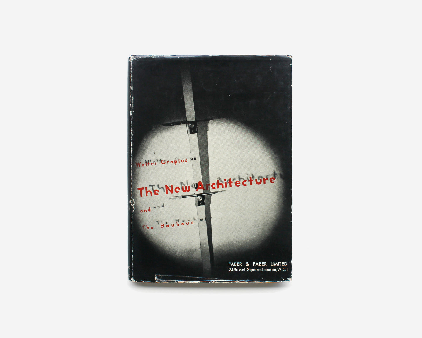 The New Architecture and the Bauhaus by Walter Gropius [Moholy-Nagy]