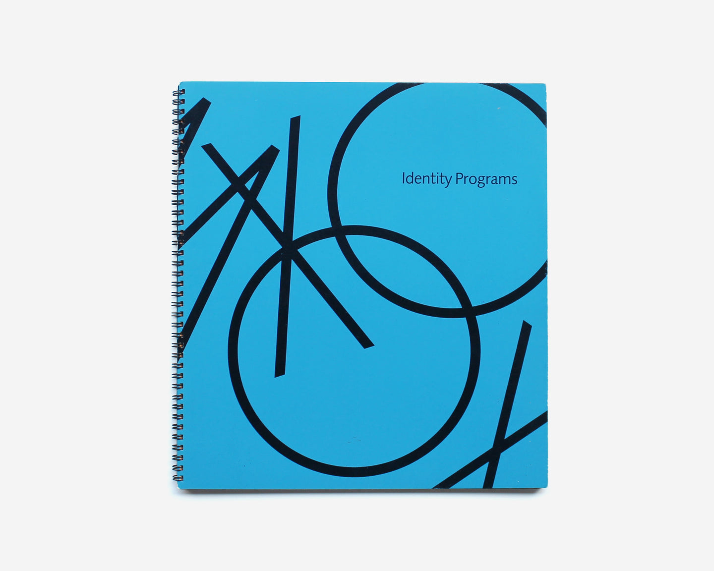 Identity Programs by Noel Martin [Promotional Booklet]