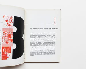 PM: An Intimate Journal for Production Managers, Art Directors and their Associates [Bauhaus]