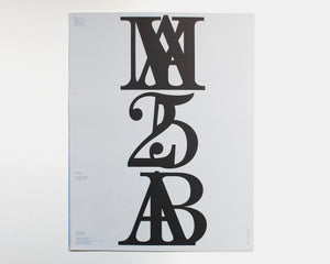 Graphic Design and Typography Calendars [19 Posters]
