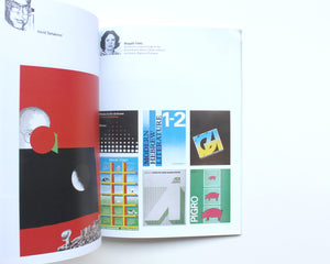 Graphic Design in Israel 1985 [Gad Almaliah, Signed by Natan Karp]