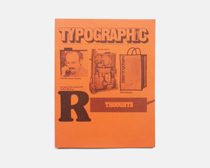 Typographic Journals by ITCA [Edward M. Gottschall and Mo Lebowitz]