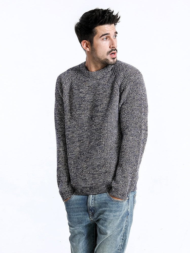 Warm O-neck Knitwear Sweater