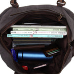 Big Canvas Travel Bag