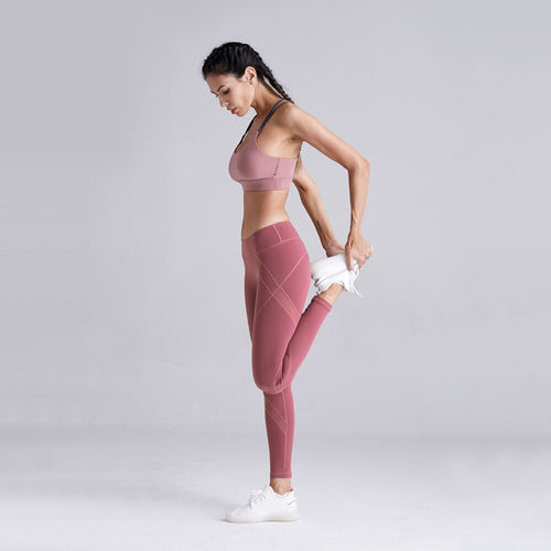 Yoga Tights Cross Hip Design