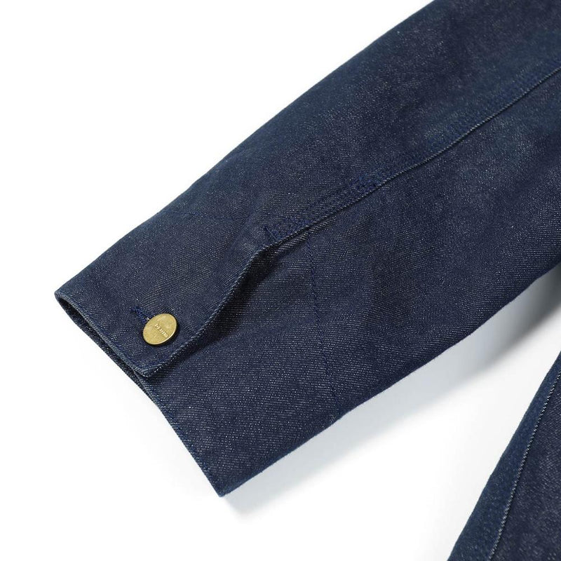 Winter Fleece Denim Jacket