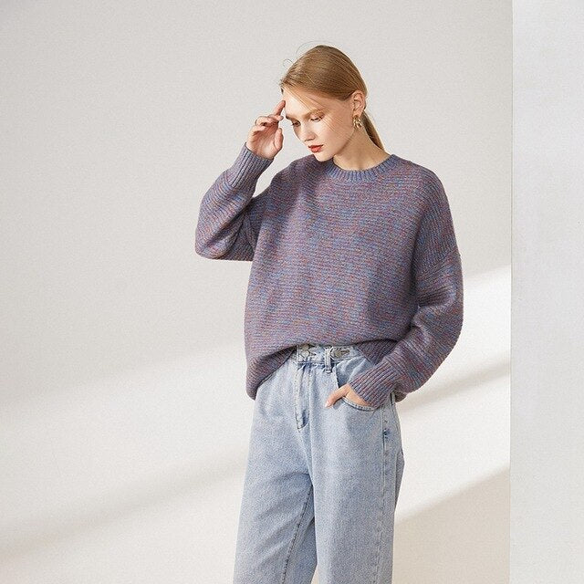 Loose Cashmere Sweater