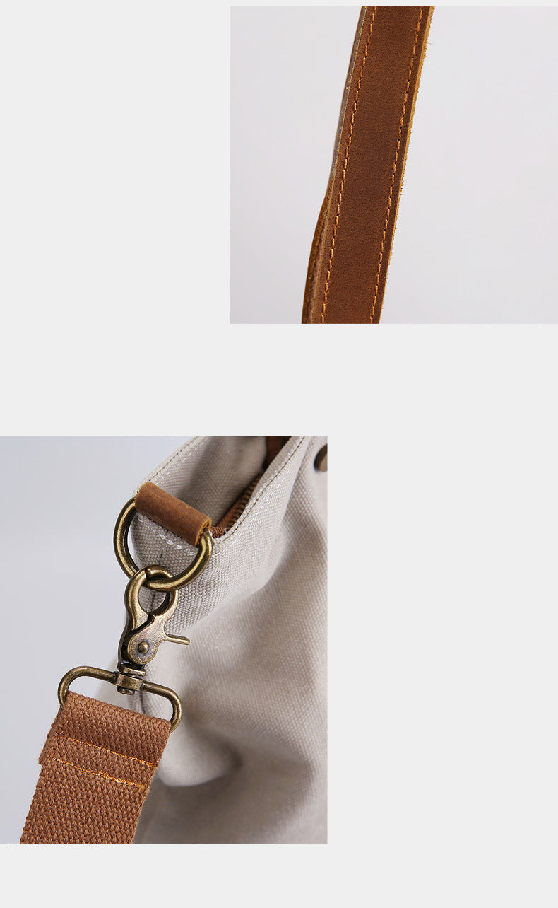 Canvas Women Shoulder Bag