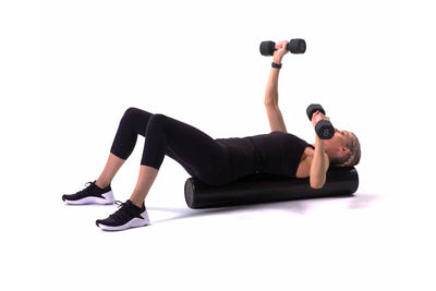 Alternating Foam Roller Press