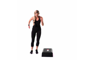 Alternating Lateral Step-Up