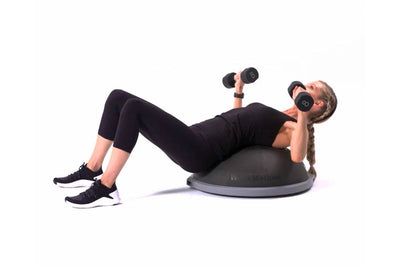 BOSU Ball Chest Press