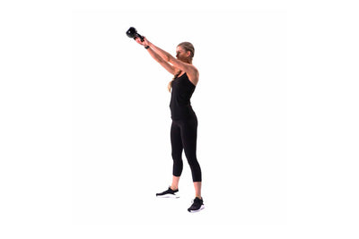 High Kettlebell Swing