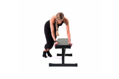 Slow-Tempo Bench Hop