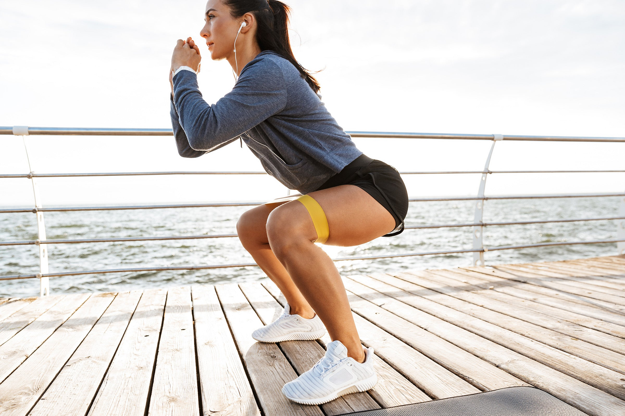 Despite knowing it's good for them, many people fail to take part in any form of exercise regularly.
