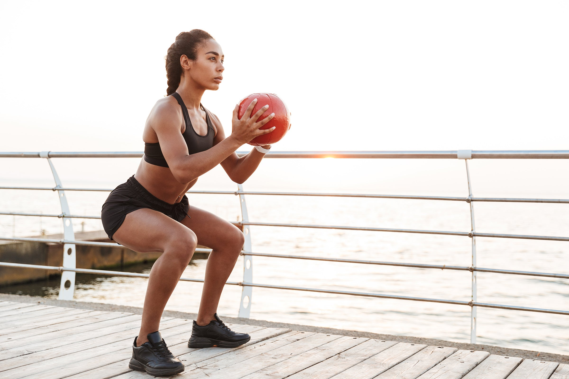 Women have a higher release of HGH in response to intense exercise than men, likely due to higher estrogen levels.