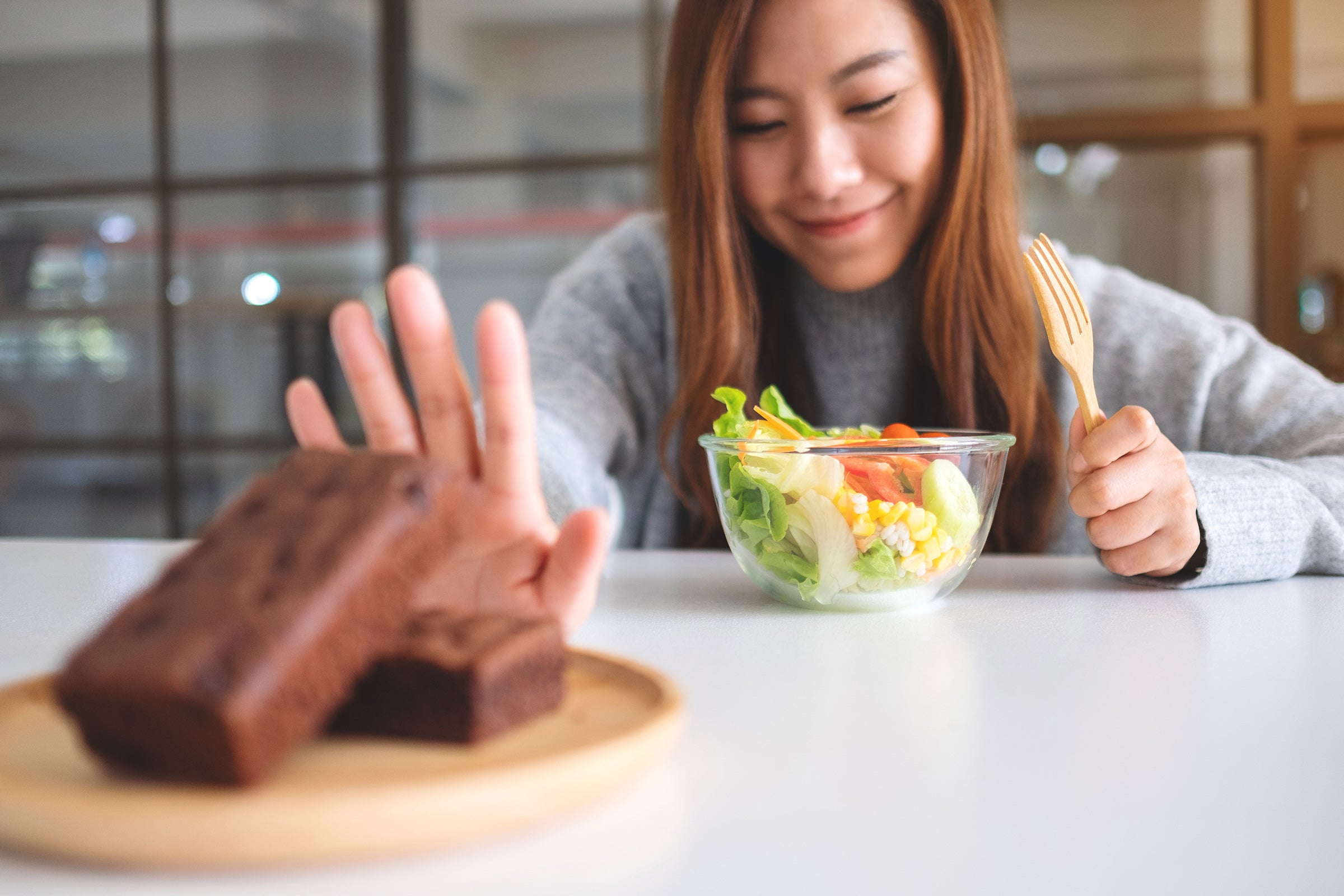 Don't Reward Yourself with Food