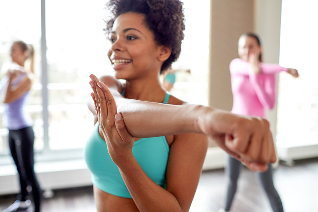 Combining physical exercise with catching up with friends can make it more enjoyable.