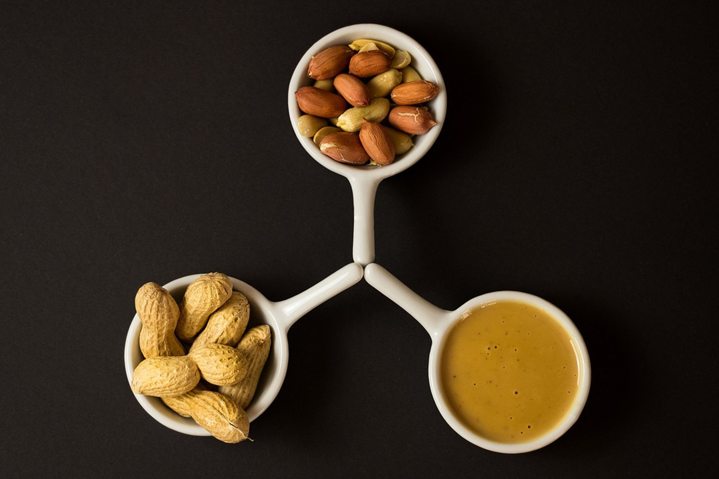 If you're looking to add some healthy fats in your diet, grab a jar of peanut butter.
